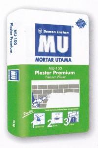 Jual Mortar Utama MU 100 Plaster