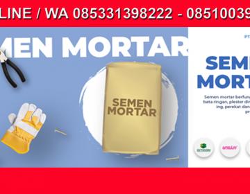 Semen Mortar Surabaya