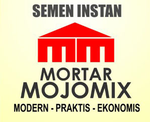 Semen Instan Mojo Mix Mortar